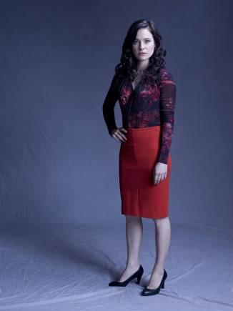 Caroline Dhavernas. Dra. Alana Bloom